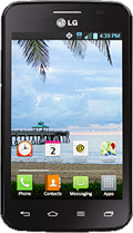 LG Optimus Dynamic II Black
