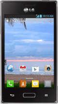 LG Optimus Extreme Black