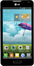 LG Optimus F6 Black