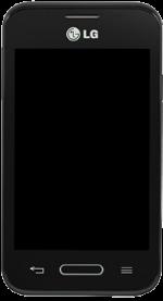 LG Optimus Fuel Black