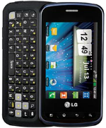 LG Optimus Zip Black