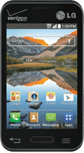LG Optimus Zone 2 Black