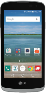 LG Optimus Zone 3 Black