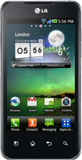 LG Optimus Zone Black
