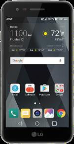 LG Phoenix 3 Black