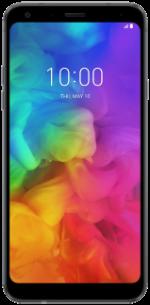 LG Q7 Plus Black