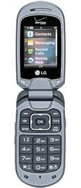 LG Revere 2 Silver