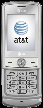 LG Shine CU720 Silver