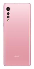 LG Velvet Pink
