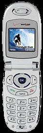 LG VX3300 White