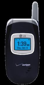 LG VX3400 Black