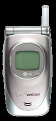 LG VX4400 Silver