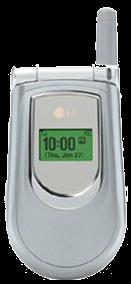 LG VX4500 Silver