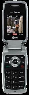 LG VX5400 Black