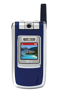 LG VX7000 Blue