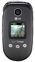 LG VX8350 Black