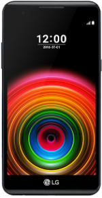 LG X Power Black