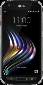 LG X Venture Black