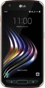LG X Venture Brown