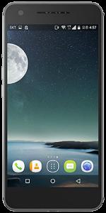 LUNA 5.5 4G LTE Black