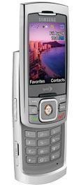 Samsung M520 Silver