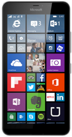 Microsoft Lumia 640 XL White