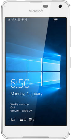 Microsoft Lumia 650 White