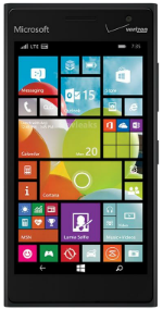 Microsoft Lumia 735 Black