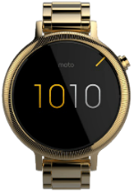 Moto 360 (2nd Gen) 42mm Gold