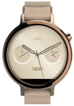 Moto 360 (2nd Gen) 42mm Pink