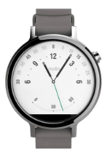 Moto 360 (2nd Gen) 42mm Silver