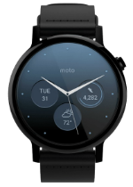 Moto 360 (2nd Gen) 46mm Black