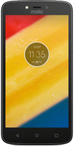 Moto C Plus Black