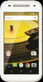 Moto E3 White