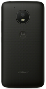 Moto E4 Black