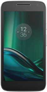 Moto G4 Play Black