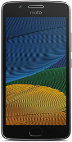 Moto G5 Black