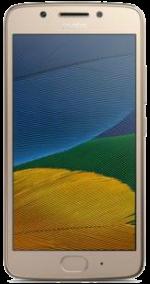 Moto G5 Gold