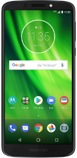 moto g6 play Black