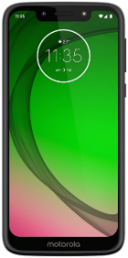 Moto G7 Play Black