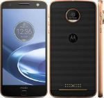 Moto Z Force Rose