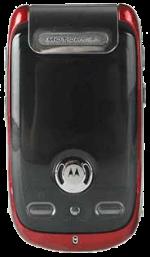 Motorola A1200 Ming Red