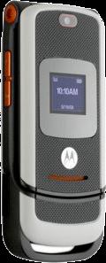 Motorola ACTV Orange