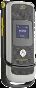 Motorola ACTV Yellow