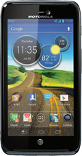 Motorola Atrix HD Black