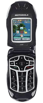 Motorola Buzz ic502 Black