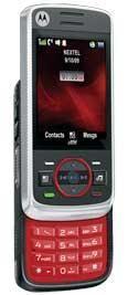 Motorola Debut i856 Red