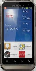 Motorola Defy XT Black