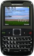 Motorola EX431G Black