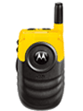 Motorola i530b Yellow